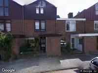 Verlenging beslistermijn omgevingsvergunning gebouw De Breekstraat 38