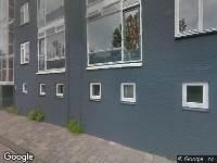Gemeente Gouda - Aanwijzing gereserveerde gehandicaptenparkeerplaats - Regoutstraat
