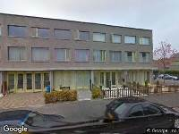 Gemeente Amsterdam - Verkeersbesluit wijzigen kenteken gehandicaptenparkeerplaats Krombekstraat - Krombekstraat 35
