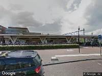 Ingediende aanvraag voor een omgevingsvergunning, Stationsplein 1, Z/18/089663, kleurwijziging van het stationsgebouw