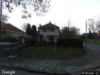 ODRA Gemeente Arnhem - Aanvraag omgevingsvergunning, aanbouw linkergevel van woning, Bakenbergseweg 183
