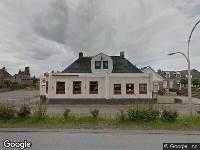 Buiten behandeling laten aanvraag omgevingsvergunning, Hommerts, Jeltewei 144 het wijzigen van de bestemming van een café naar een woning