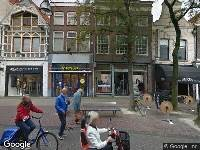 Bekendmaking Aanvraag Omgevingsvergunning, plaatsen winkelpui en reclame, Diezerstraat 37 (zaaknummer 46669-2018)