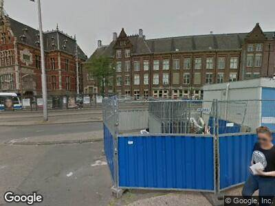 Evenementenvergunning Stationsplein 1 Amsterdam