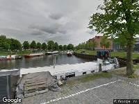 Aanvraag Omgevingsvergunning, aanbrengen grondkerende constructie, Friesewal (kraanbolwerk fase 2, perceel F 8684) (zaaknummer 55797-2018)