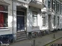 Bekendmaking Gemeente Arnhem - Aanvraag oneigenlijk gebruik openbare grond, steiger, Hertogstraat 7