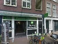 Bekendmaking Aanvraag omgevingsvergunning Lange Leidsedwarsstraat 103