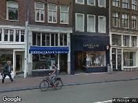 Aanvraag omgevingsvergunning Utrechtsestraat 33