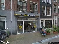 Bekendmaking Besluit omgevingsvergunning reguliere procedure Lange Leidsedwarsstraat 168