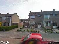 Omgevingsvergunning verleend voor het plaatsen van balkonbeglazing, Graaf Willem II straat 154 te 's-Gravenzande