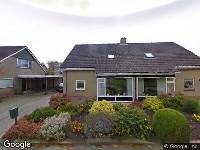 Buiten behandeling laten aanvraag omgevingsvergunning (reguliere procedure), plaatsen van een dakkapel, C F Engelhardstraat 17, 8802 XT, Franeker