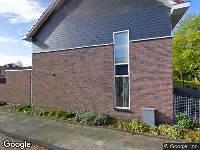 Buiten behandeling laten aanvraag omgevingsvergunning (reguliere procedure), plaatsen van een erfafscheiding, M. Oostwoudstraat 1, 8801 GB, Franeker