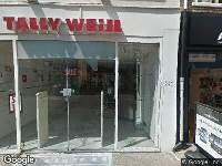 Amersfoort, Binnenstad, Omgevingsvergunning, Besluit tot verlengen beslistermijn, Langestraat 56A, het vervangen van de winkelpui en het plaatsen van een reclame-uiting, Rechtsmiddel: Bezwaar