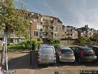 Amersfoort, Binnenstad, Vergunning voor tijdelijk gebruik van de weg, Boldershof t.h.v. de nrs. 10 t/m 87, het tijdelijk plaatsen van een schaftkeet, een zeecontainer en een dixi op de openbare weg va