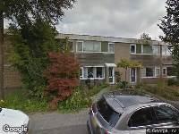 Bekendmaking Gemeente Amstelveen - Gehandicaptenparkeerplaats op kenteken - Spaanse Aaklaan