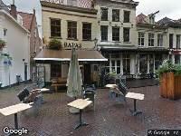 aanvraag APV, collecte-vergunning Jantje Beton