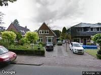 Bekendmaking Aanvraag omgevingsvergunning Schipborgerweg 57 te Zuidlaren; het verbouwen van een garage