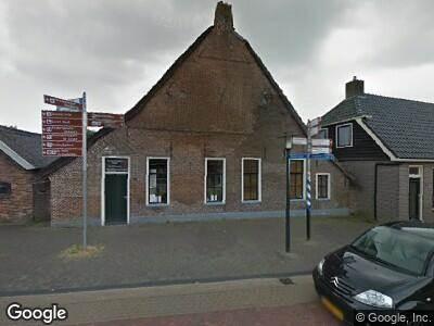 Omgevingsvergunning Kruisstraat 2 Diever