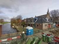 Bekendmaking Melding Activiteitenbesluit, Tjerkwerd, Kade 2 het uitbreiden van het dorpshuis