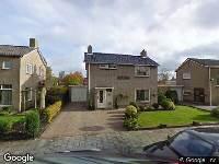 Aanvraag omgevingsvergunning, vervangen 10 reclamevitrines Hogelandsterweg (nabij Schuitenzand 68, nabij Lipsker 1, nabij Prins Bernhardlaan 72 nabij Zwet 26), Zeel (nabij Sikkel 3), Weg naar den Dam