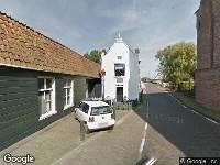 Verlengen beslistermijn omgevingsvergunning met zes weken, plaatsen van een erfafscheiding, Perceel naast Westeinde 3a, Schermerhorn