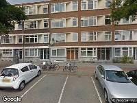 Gemeente Rotterdam - Gehandicaptenparkeerplaats op kenteken - Willem Buytewechstraat