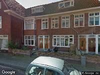 Haarlem, verleende omgevingsvergunning Cremerstraat 112, 2018-05534, verbouwen bovenwoning naar twee appartementen en maken dakterras tweede verdieping, ontheffing handelen in strijd met regels ruimte