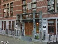 Gemeente Amsterdam - Herengracht 141 opheffen gehandicaptenparkeerplaats - Herengracht 141