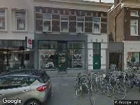ODRA Gemeente Arnhem - Aanvraag omgevingsvergunning, bedrijfsnaam op de gevel van de winkel, Steenstraat 52 A