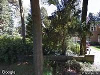 Gemeente De Bilt - Aanvraag omgevingsvergunning regulier, Het kappen van houtopstand, Sweelincklaan 58, Bilthoven