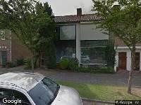 Aanvraag omgevingsvergunning, het plaatsen van een dakkapel (voorzijde), Andreasstraat 38 4834WP Breda