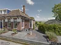 Bekendmaking Ingetrokken aanvraag omgevingsvergunning, Dearsum, Nummer 20 A het bestaande kaatshokje vervangen