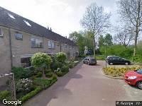 Bekendmaking Gemeente Dordrecht - Aanwijzen van een bushalte op de Stadspolderring ter hoogte van Joke Smit-erf 25/26 - Joke Smit-erf 25