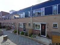 Aanvraag omgevingsvergunning voor het plaatsen van een dakkapel (voorkant), Zilvermeeuw 9 te De Lier