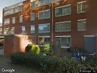 Bekendmaking Gemeente Amsterdam - Verkeersbesluit wijzigen kenteken gehandicaptenparkeerplaats Nieuwlandhof Amsterdam. - Nieuwlandhof 156