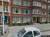 Aangevraagde omgevingsvergunning Krekelstraat 7A