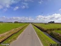 Bekendmaking Verleende omgevingsvergunning Jelleslân 7 te Goutum, (11025755) plaatsen van een schutting, verzenddatum 06-09-2018.