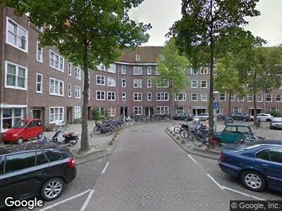 Omgevingsvergunning Baffinstraat 12 Amsterdam