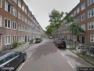Omgevingsvergunning Van Spilbergenstraat 37 Amsterdam