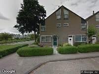 Bekendmaking Verleende omgevingsvergunning, plaatsen van een dakkapel, Krijtwit 31, 2718 AM, Zoetermeer