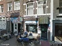 Aanvraag omgevingsvergunning Korte Leidsedwarsstraat 145