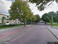 Melding voor onttrekken van grondwater, Rubensstraat in Rotterdam