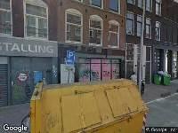Besluit exploitatievergunning voor een horecabedrijf Govert Flinckstraat 122-H