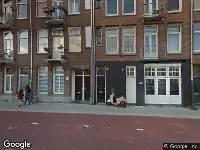 Gemeente Amsterdam - wijzigen kenteken gehandicaptenparkeerplaats - Houtmankade 302