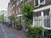 Besluit omgevingsvergunning buiten behandeling gesteld Korte Leidsedwarsstraat 9