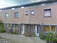 Bekendmaking Aanvraag omgevingsvergunning, het vergroten van een dakopbouw op een woning, Impalastraat 57 te Utrecht, HZ_WABO-18-28542