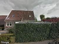 Aanvraag omgevingsvergunning, aanleggen van een uitrit, Oostmijzerdijk 1, Schermerhorn