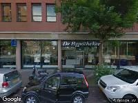 Omgevingsvergunning - Aangevraagd, Theresiastraat ongenummerd ter hoogte van 47 te Den Haag
