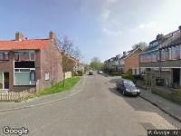 Gemeente Den Helder - Gehandicaptenparkeerplaats op kenteken - Jekerstraat