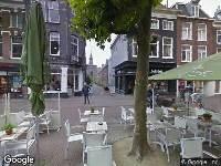 Haarlem, ingekomen aanvraag omgevingsvergunning Grote Houtstraat 156, 2018-10247, herstel stalen balken in gevel, 22 december 2018